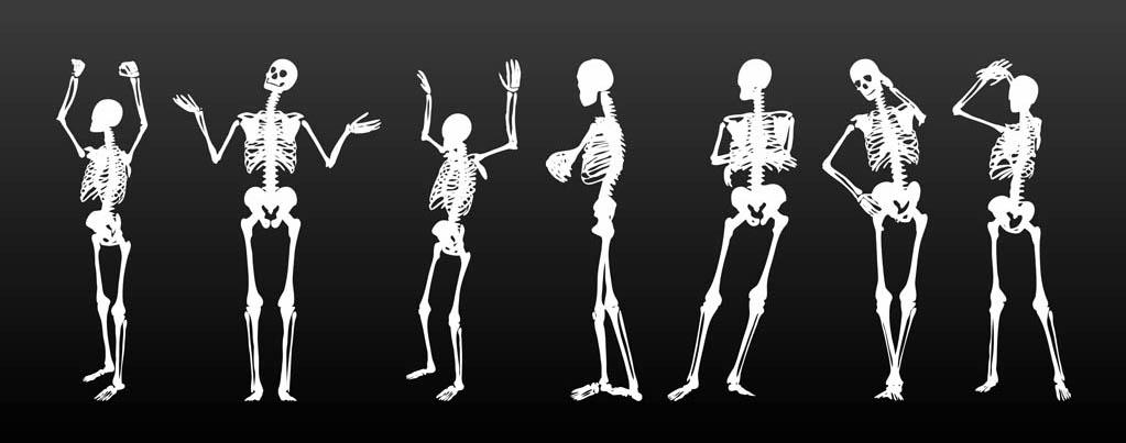 Lurking skeletons